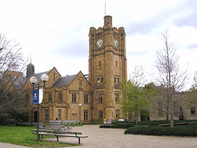 University of Melbourne, Old Arts Building